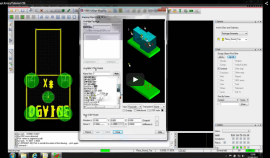 OrCAD/Allegro PCB Editor 3D Step Library