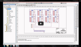 OrCAD Capture BOM Mechanical data included