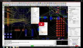 OrCAD/Allegro PCB Editor Constraint Regions
