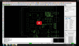OrCAD/Allegro PCB Editor Edit Via padstacks