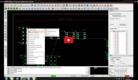 OrCAD/Allegro PCB Editor Component Alignment