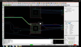 OrCAD/Allegro PCB Editor Multiple Constraint Regions.