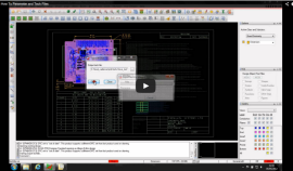 OrCAD/Allegro PCB Editor Parameter and techfiles