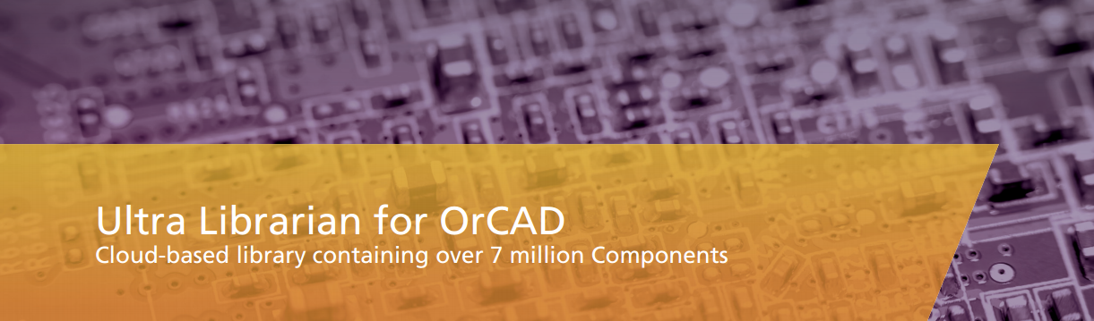 Ultra Librarian For Orcad Cb Distribution