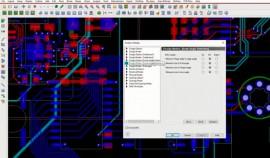 V17.2 PCB Editor Acute Angle DRC