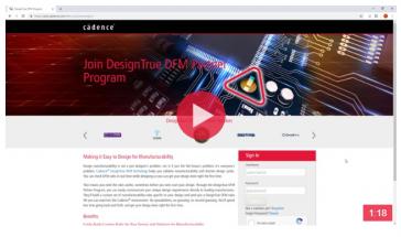 DesignTrue DFM Ecosystem