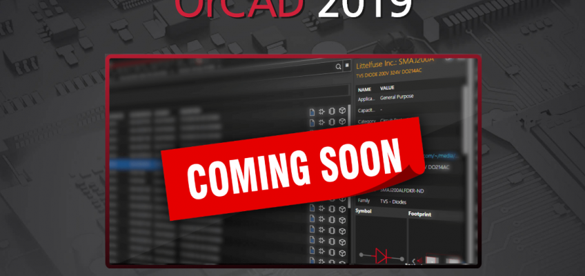 OrCAD 2019 Sneak Peek