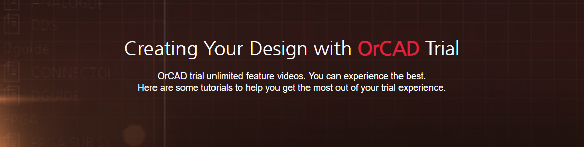 OrCAD Advanced Video Series